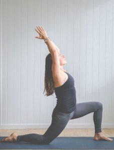 WARM SLOW FLOW YOGA