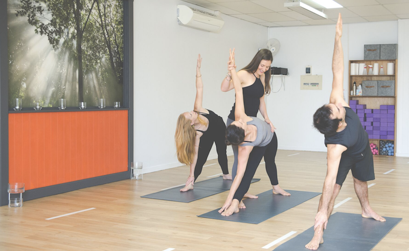 brisbane yoga studio
