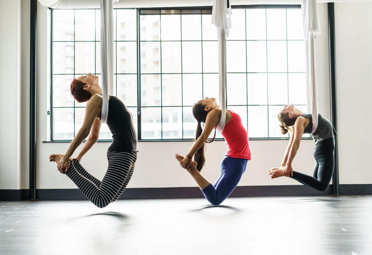 aerial yoga toowoomba